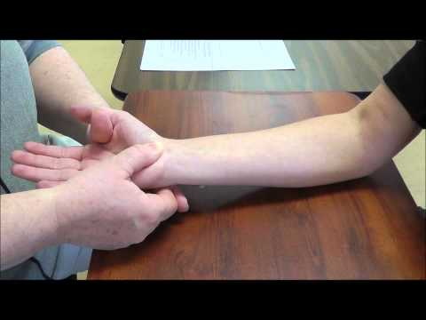 Carpal Tunnel Syndrome Provocative Tests & Physical Exam