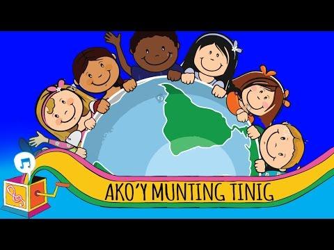 Ako'y Munting Tinig   Karaoke
