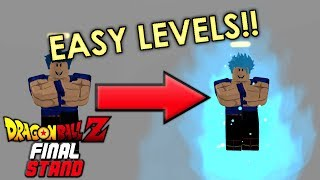 FREE DOUBLE EXP GLITCH IN FINAL STAND!! *PROOF/HOW TO* | Roblox | Dragon Ball Z Final Stand
