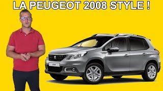 Peugeot occasion du lion Cavaillon : La 2008 style