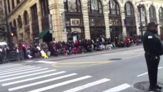 Chicago thanksgiving day parade 2012-2013