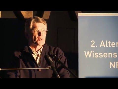 Ernst Wolf auf der 2 AWK am 28.02.2016