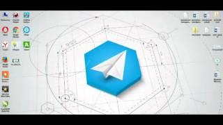 Как запустить несколько telegram на одном компьютере, много телеграм на одном компе.