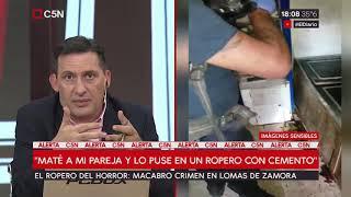 Lomas de Zamora: Una mujer confesó que mató a su marido y puso el cadáver en un ropero