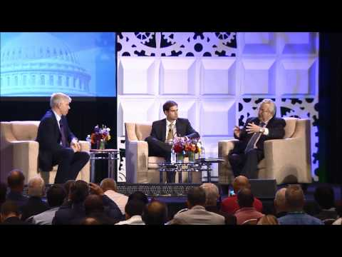 J.B. Straubel, John Hofmeister & David Gregory Q&A Round Table at WEEC