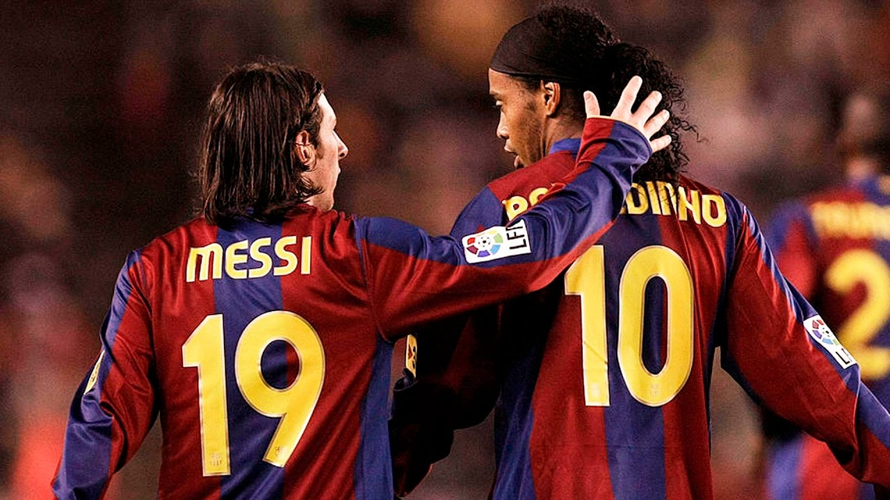 Lionel Messi S Top 10 Best Friends In Football Youtube