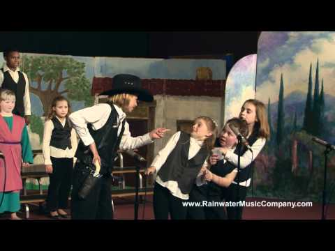 """""""ANGELGRAMS"""" preview of a Hilarious (and sometimes bizarre) Christian Children's Christmas Musical"""