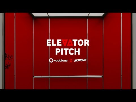 Vodafone x Brain Bar - Elevator Pitch