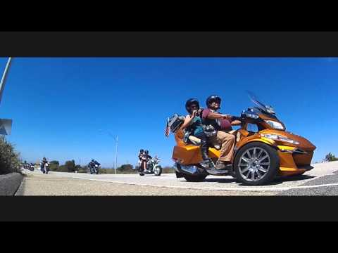 Ride to the Flags 2015.   Slow Mo