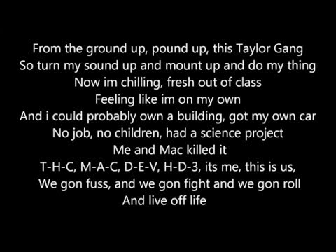 Snoop Dogg & Wiz Khalifa Ft. Bruno Mars/ Young, Wild And Free (Clean Lyrics)