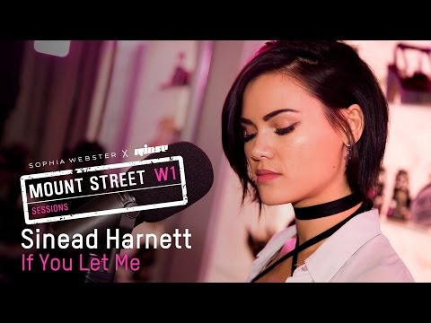 Sinead Harnett - If You Let Me (Sophia Webster x Rinse: Mount Street Sessions)