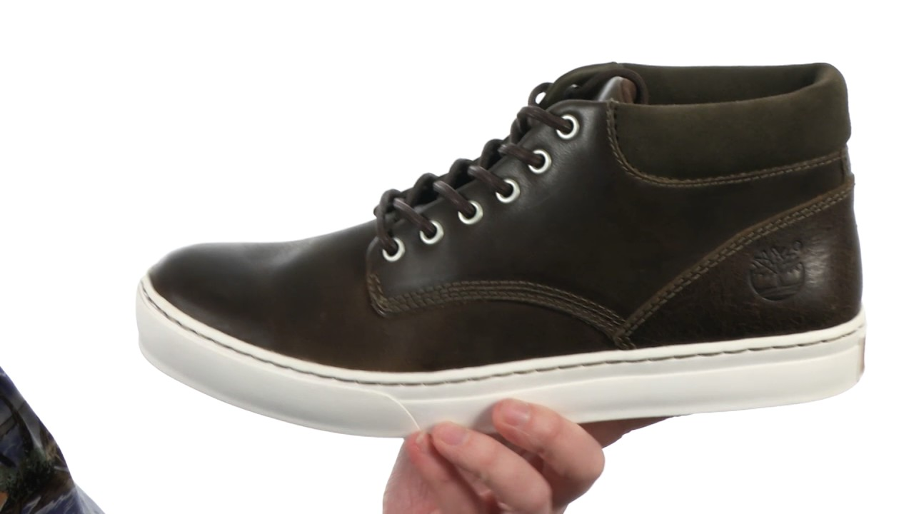 Timberland Adventure 2.0 Cupsole Chukka SKU 8812588 - YouTube 859703f9be3