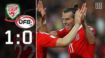 Österreich bangt um Quali: Wales - Österreich 1:0 | Highlights | WM-Quali | DAZN