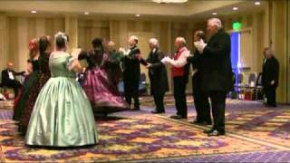 Virginia Reel - 2009 Olde South Ball