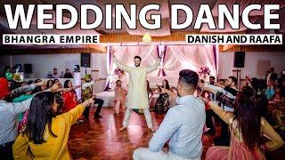 Bhangra Empire - Danish's Wedding Dance