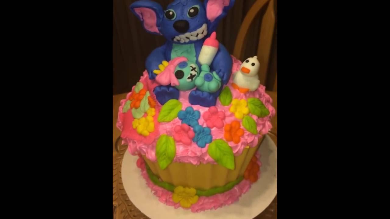 Lilo And Stitch Cake Pops Youtube
