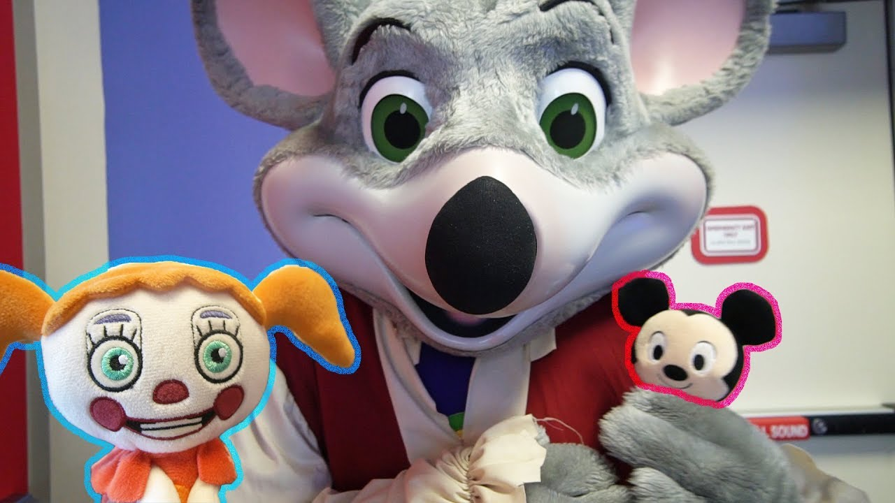 chuck e cheese is the best mouse in town ft circus baby and mickey mouse youtube. Black Bedroom Furniture Sets. Home Design Ideas