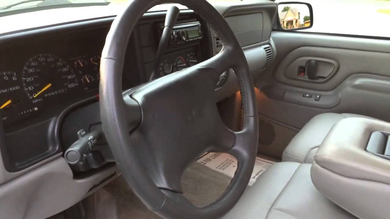 & GMC Yukon 2 Door 4X4 for sale! - YouTube