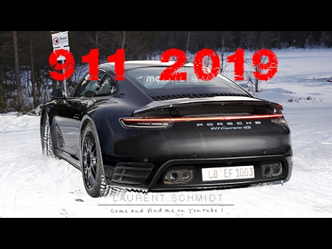 2019 Porsche 911 992 D 233 Camoufl 233 E Youtube