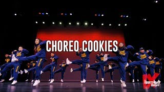 Choreo Cookies (ft. Galing & WyldStyl) [FRONT ROW] // SBS Birthday Bash IX #SBSBASH9