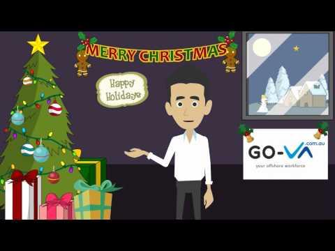 Merry Christmas from GO VA your offshore workforce partner