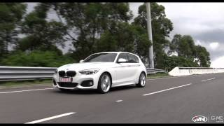 The All New BMW 125i M Sport Edition