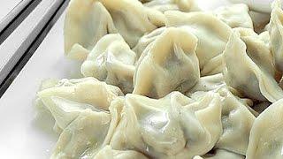 Китайский способ лепки пельменей