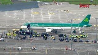 Podróż apostolska Franciszka do Irlandii: Ceremonia pożegnania