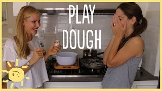 DIY | Perfect Homemade Play Dough Recipe