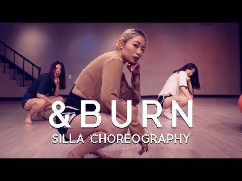 &BURN - Billie Eilish, Vince Staples | SILLA CHOREOGRAPHY