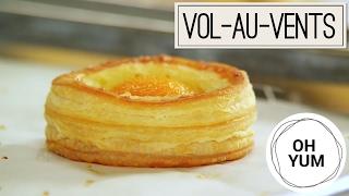 Vol au Vents Badem Kayısı nasıl