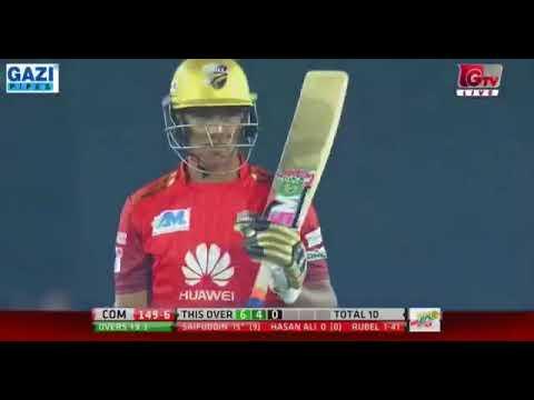 Saifuddin batting BPL-2017
