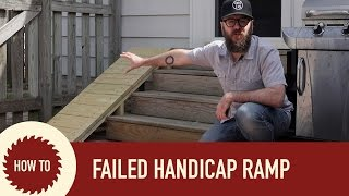 Video I Suck at Failing | Wiener Dog Handicap Ramp download MP3, 3GP, MP4, WEBM, AVI, FLV Desember 2017