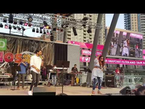Richa Sharma & Paras Maan Live In Toronto! Papa Parappa! Mosaic Fest 2018