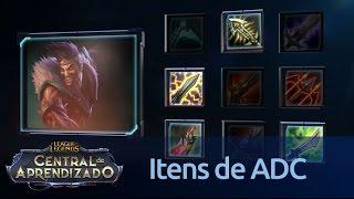 CdA: Itens de Atirador