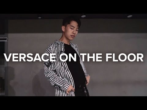 Versace on The Floor - Bruno Mars vs David Guetta / Jinwoo Yoon Choreography
