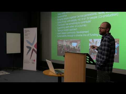 Dave Horton: Co production and Grassroots Asset Based Community Development