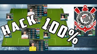 HACK DO CORINTHIANS 100% PARA DREAM LEAGUE SOCCER 2018