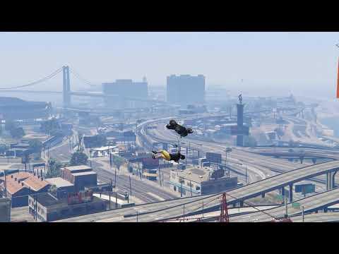 Ghost rider land crane ;)