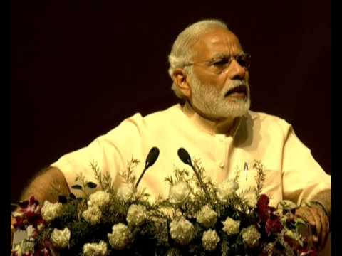 PM Narendra Modi's Speech at 'Swachh Shakti 2017' A Convention of Women Sarpanches, Gujarat