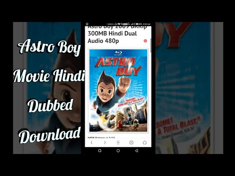 astro boy full movie download in hindi dubbed
