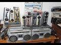 Sanyo M 9935K M 9935K M9935 K 9935 AM FM Cassette Double for sale Plus other Mini boombox