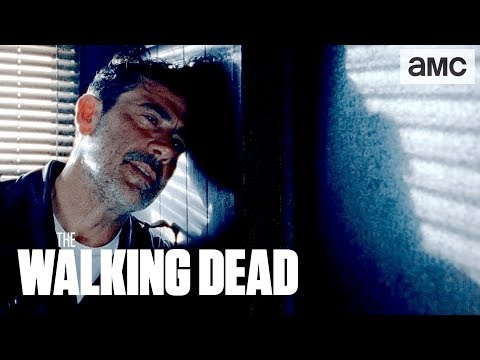 'Negan's Confession' Talked About  Ep. 805  The Walking Dead