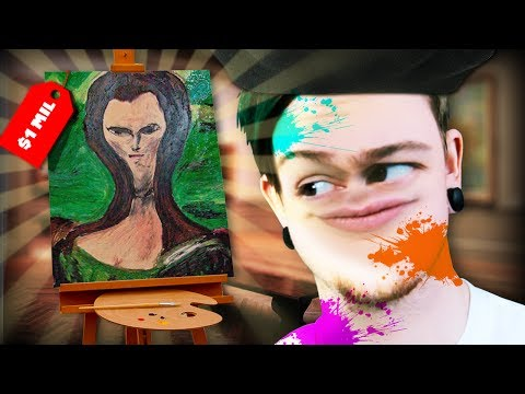 CONSTANT MASTERPIECES!! (Yeah.. About that) || Passpartout: The Starving Artist