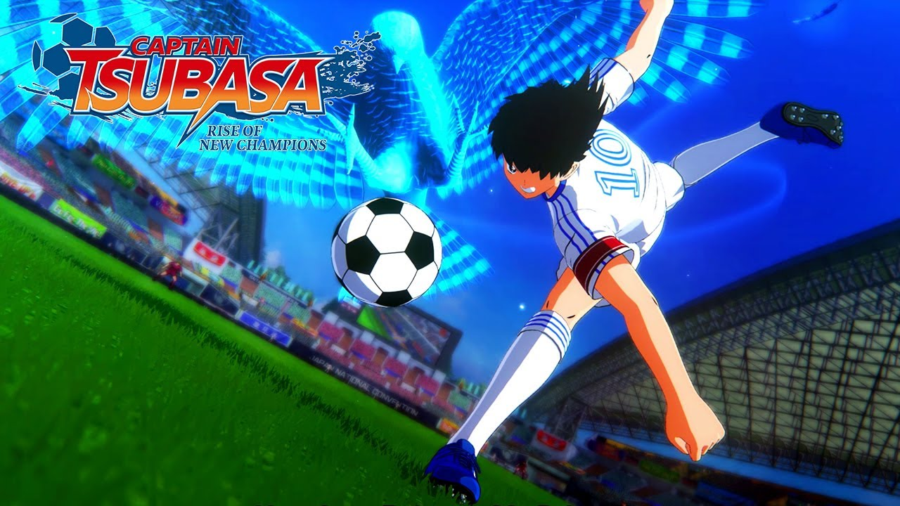 Download Captain Tsubasa: Rise Of New Champions - Story Mode Extended Trailer - PS4/PC/SWITCH