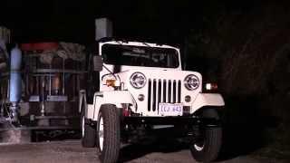 Mitsubishi Jeep J59 Restoration Japan