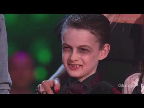 Jason Maybaum & Elliana Walmsley -  DWTS Juniors Episode 4 (Dancing with the Stars Juniors)