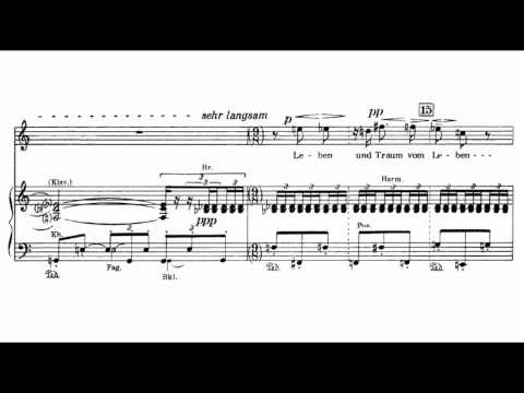 Alban Berg - Five Orchestral Songs