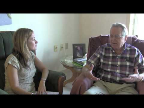 Looking back at the Cooperative Movement - video interview with Harold Chapman