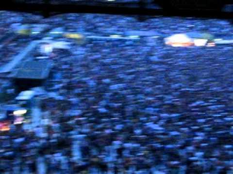 Vasco Rossi - Vivere o niente live in San...